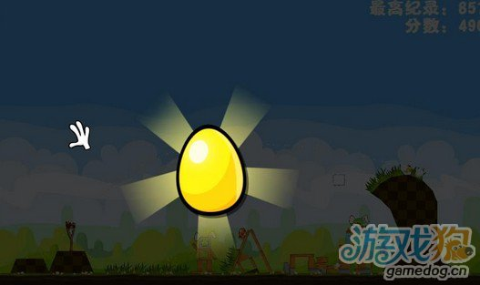 愤怒的小鸟复活节版12号金蛋攻略2