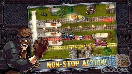 競速遊戲大作 火車競賽iPad版試玩評測1