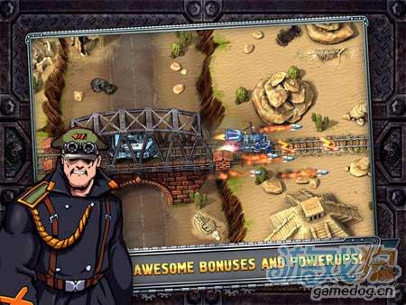 競速遊戲大作 火車競賽iPad版試玩評測2