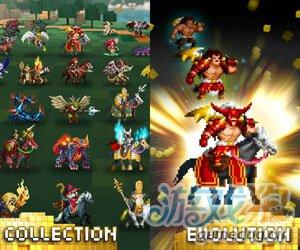 DeNA精品像素RPG游戏:特克塞尔将推中文版3