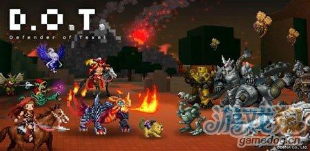 DeNA精品像素RPG游戏:特克塞尔将推中文版2