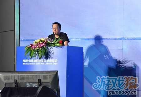 91无线Tony Ho:把握手游时代的黄金机会1