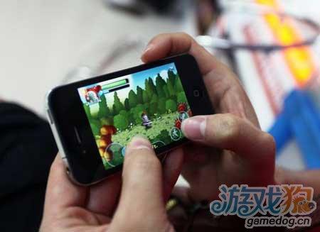 2013第八届中国手机游戏应用TOP50颁奖名单1