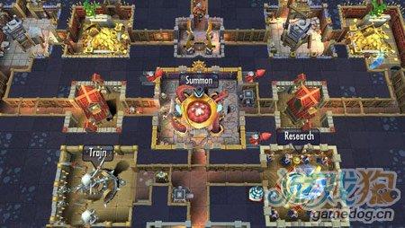 EA将把游戏:地下城守护者搬上移动平台1