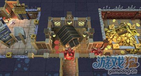 EA将把游戏:地下城守护者搬上移动平台2