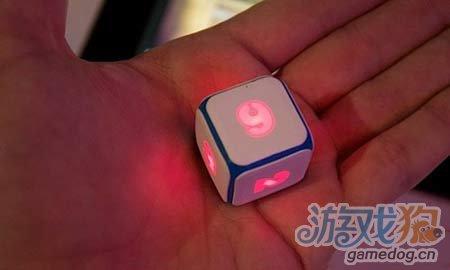 Gamescom 2013:超牛游戏道具 数码骰子DICE+开放预订1