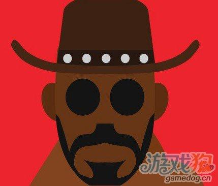 疯狂猜图牛仔帽_疯狂猜图牛仔帽戴眼镜的大胡子是什么电影