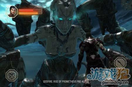 上帝之火:普罗米修斯的崛起亮相科隆游戏展2
