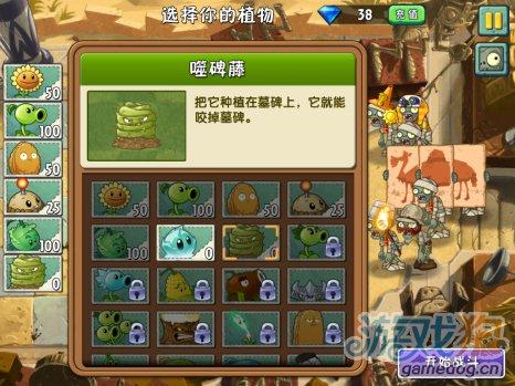 植物大战僵尸2中文版种子保卫战第2天攻略1