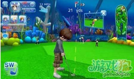 Gameloft将移植Let\'s Golf成为Line Game2