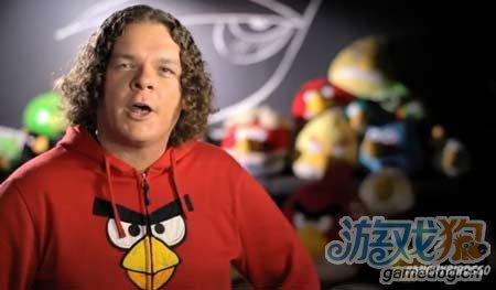 Rovio将发布竞速游戏Angry Birds Go3