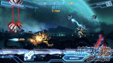 机甲竞速游戏:Mech Rally曝光2