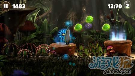 唯美解谜游戏:蜗牛男孩9月上架2