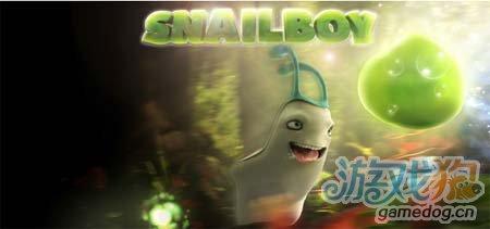 唯美解谜游戏:蜗牛男孩9月上架5