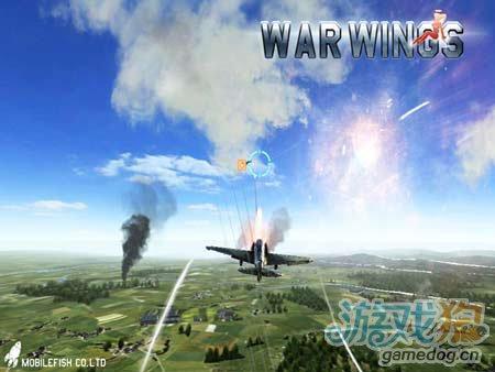 大型3D空战手游巨作血战长空来袭3