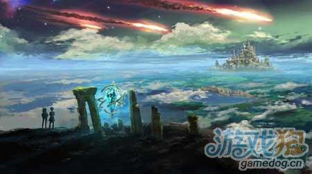 南宫梦本格RPG:锁链传说预计今秋上架1