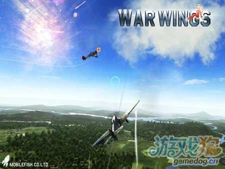 大型3D空战手游巨作:血战长空即将来袭1