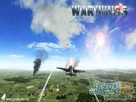 大型3D空战手游巨作:血战长空即将来袭3