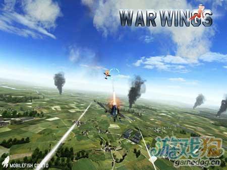 大型3D空战手游巨作:血战长空即将来袭4