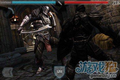 無盡之劍2/Infinity Blade II鋼鐵屠夫圖鑒