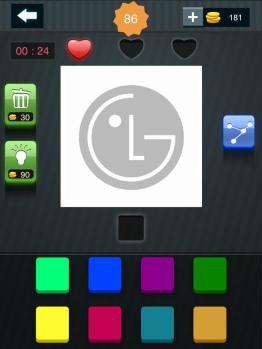 疯狂猜图周末也疯狂一种颜色答案LG1