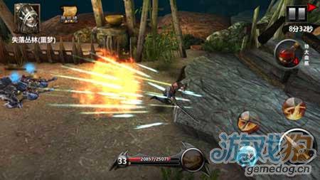 3D写实暗黑游戏 猎魂二测火爆1
