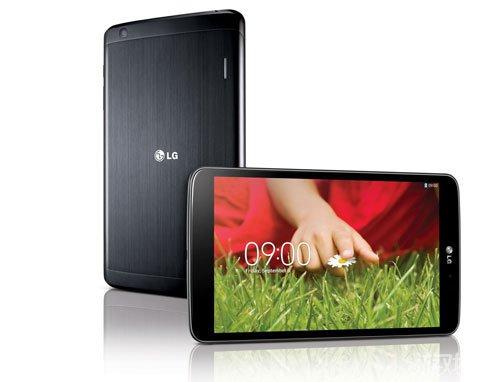 LG回歸平板市場:推8.3英寸GPad1