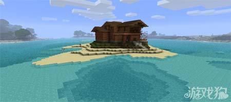 我的世界房子图片_