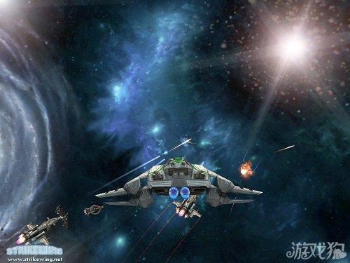 3D射击新游强袭之翼Strike Wing将上架2