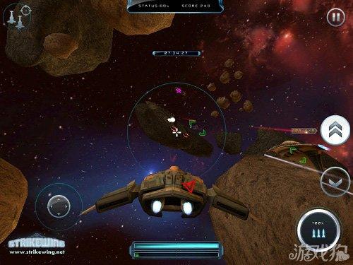 3D射击新游强袭之翼Strike Wing将上架3