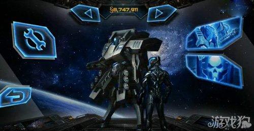 科幻竞速游戏机甲拉力即将上架5