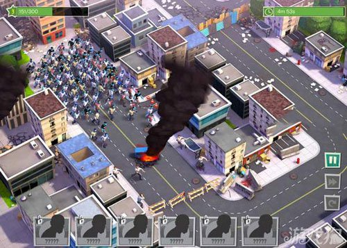 世界僵尸大联盟亮相西雅图游戏展2
