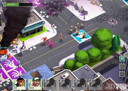 世界僵尸大联盟亮相西雅图游戏展3