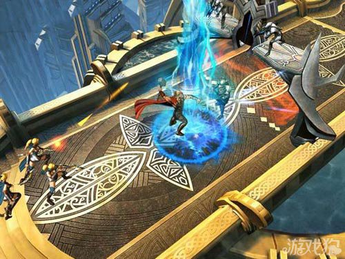 Gameloft称雷神:黑暗世界于11月免费发行1