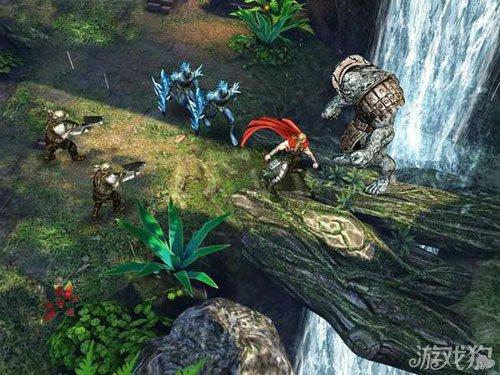 Gameloft称雷神:黑暗世界于11月免费发行2