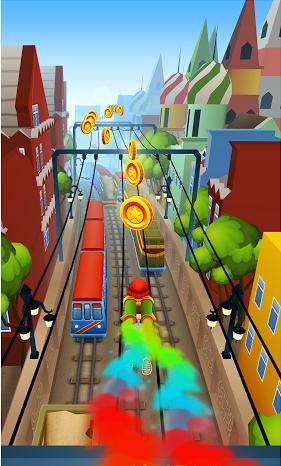 地鐵跑酷1.14.0莫斯科版最新上市5