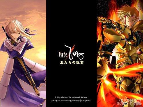 Fate/Zero The Adventure即将重新上架iOS2