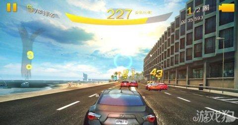 狂野飙车8巴塞罗那最佳赛道攻略2