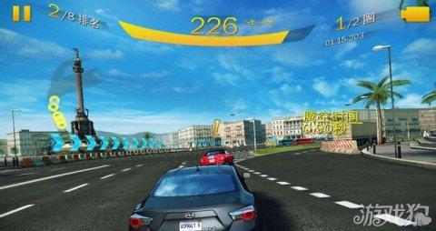 狂野飙车8巴塞罗那最佳赛道攻略3