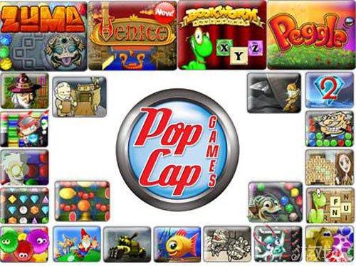 "Popcap:不是敢于吃螃蟹的""四栖""游戏公司3"