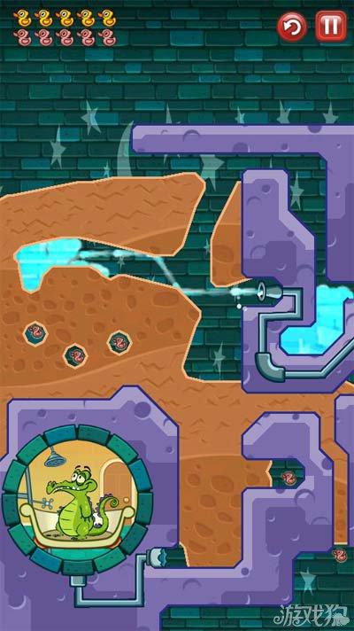 鳄鱼小顽皮爱洗澡神秘鸭10-3切开并干燥4