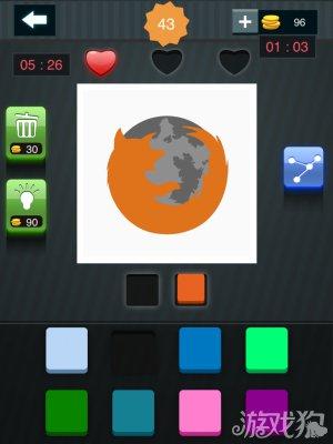 疯狂猜图两种颜色答案火狐1