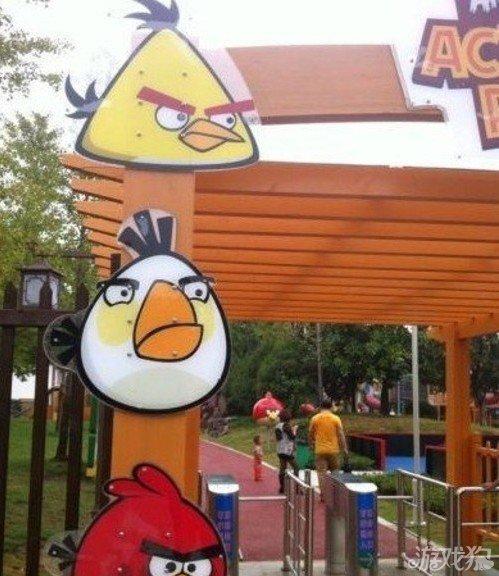 愤怒的小鸟主题乐园官方授权开园营业1