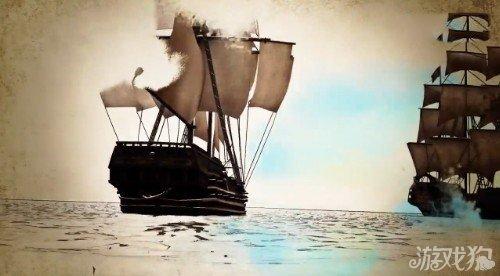 刺客信条海盗传奇曝光 育碧又一新游力作1