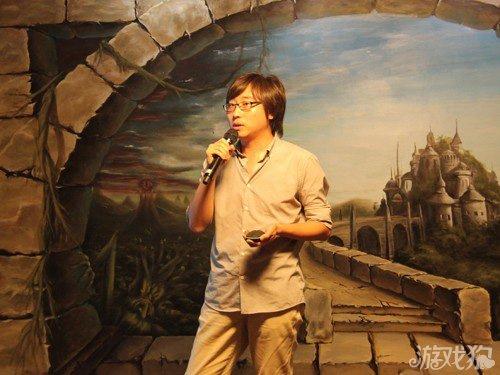 成都动鱼李杨:如何做正确的手机游戏1