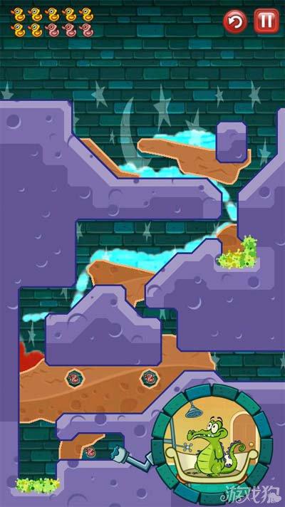 鳄鱼小顽皮爱洗澡神秘鸭10-7墙上的污点3