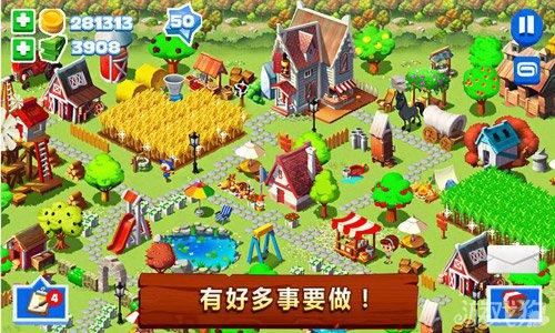格林庄园3登陆安卓平台 Gameloft隆重发布1