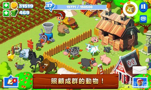 格林庄园3登陆安卓平台 Gameloft隆重发布3