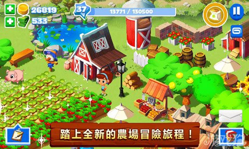 格林庄园3登陆安卓平台 Gameloft隆重发布4