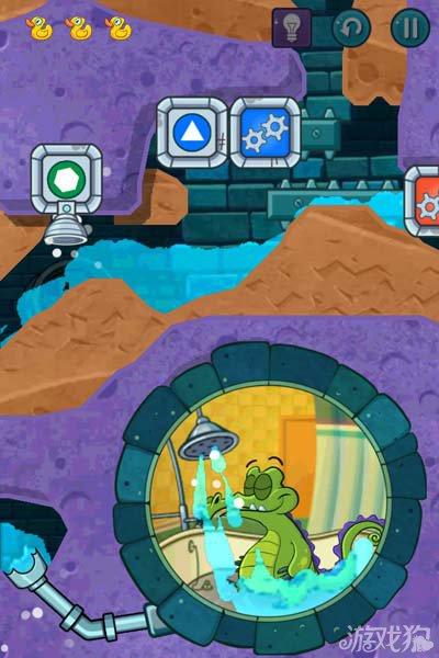 鳄鱼小顽皮爱洗澡2地下道6攻略1
